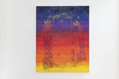 Friedrich Kunath, 'Live Forever', 2021