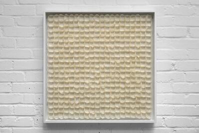 Rakuko Naito, 'Untitled (Open top checker w/burnt edge)', 2020