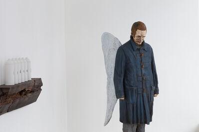 Jean-Robert Drouillard, 'Coeur de plume', 2017