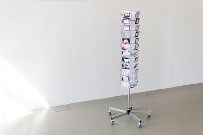 Aram Bartholl, 'Greetings from the Internet', 2013