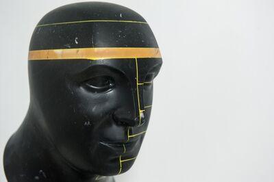 Domenico Ludovico, 'Black and Gold Thought', 2018
