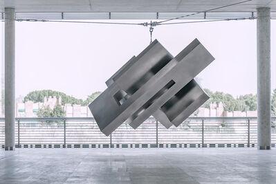 Arturo Berned, 'Cabeza XVII (Head XVII)', 2015