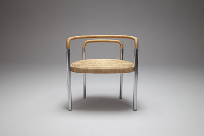 Poul Kjærholm, 'Rare PK 12 Armchair', 1964