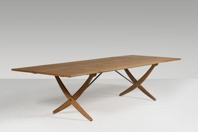 Hans Jørgensen Wegner, 'Dining table', 1960