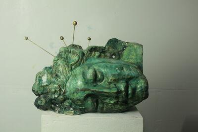 Wanxin Zhang, 'Meditation Head', 2016