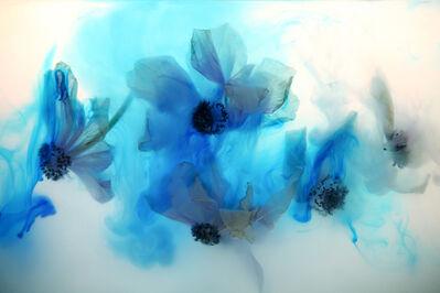 Ashley G. Garner, '396Hz (Blue)', 2017