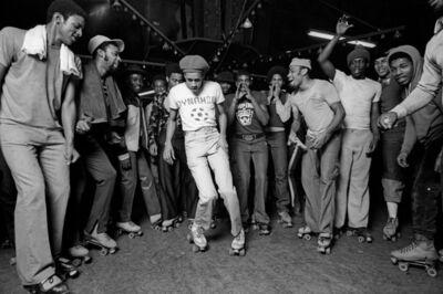 Patrick D. Pagnano, 'Empire Roller Disco #1', 1980