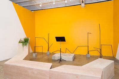 Mariángeles Soto-Díaz, 'Untested Address Platform (Social sculpture)', 2016