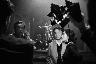 Patrick Zachmann, 'On the set of the film the Temptress Moon, Gong Li & Leslie Cheung directed by Chen Kaige', 1995