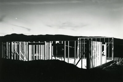 Lewis Baltz, 'Night Construction ', 1977