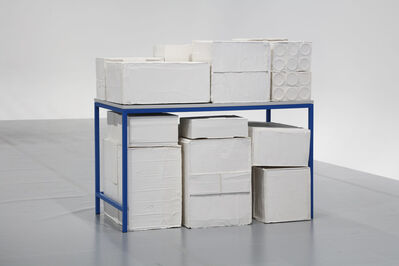 Rachel Whiteread, 'Garage', 2005