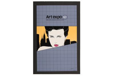 Patrick Nagel, 'Art Expo NY 1981', 1981