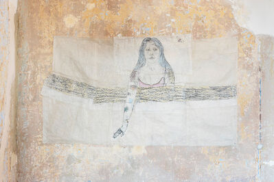Kiki Smith, 'Floating 2', 2012