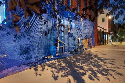 Lynn Saville, 'Construction Gowanus', 2015