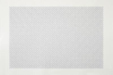 Dong Dawei, '无秀波之灰色水织纹B1 Weave Ripples Grey Colors B1', 2014