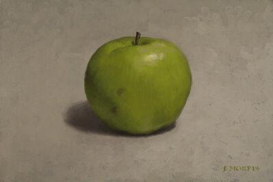 John Morfis, 'Green Apple', 2018