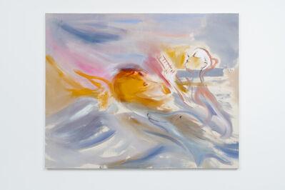 Sophie von Hellermann, 'Plastic Ruler (of the waves)', 2017