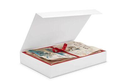 "Igor Oleinikov, 'Sketch Box ""Der heilige Igorius""', 2018"