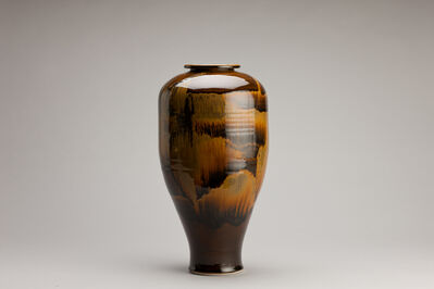 Brother Thomas Bezanson, 'Vase, northern celadon with iron glaze', n/a