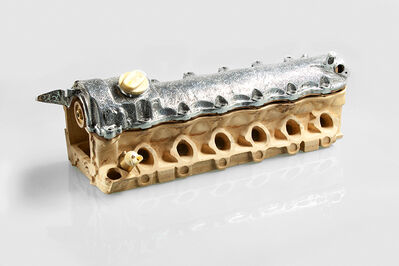Eric Van Hove, 'V12 Laraki Right cylinder head ', 2017