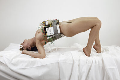 Mounir Fatmi, 'Evolution or Seat (Phoebe)', 2014