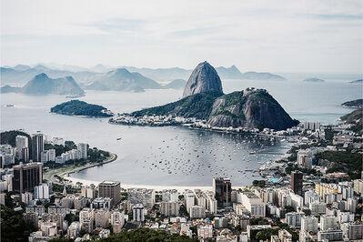 Wayne Lawrence, 'View of Baia de Guanabara, Botafogo Beach, Rio deJaneiro, Brazil', 2014