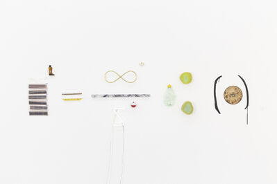 """Gabriel Rico, ' Cuarenta y seis from the series """"Reducción objetiva orquestada (2016-2021)""""', 2020"""