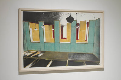 Melvin Charney, 'Rooms, P.S.1', 1979