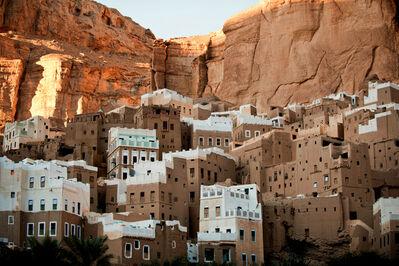 Roger Moukarzel, 'High Rise - Yemen, Wadi Hadramout', 2016