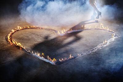 David Drebin, 'Smoke And Heels', 2014