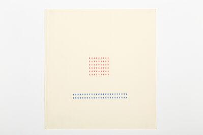 Tomaso Binga, 'Typecode', 1978