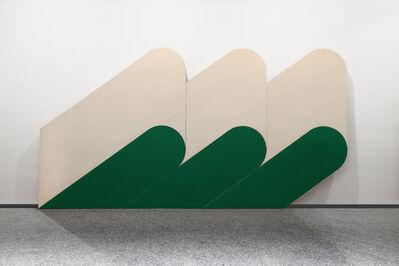 Rodolfo Aricò, 'Strutture Assonometriche (per Danny)', 1968
