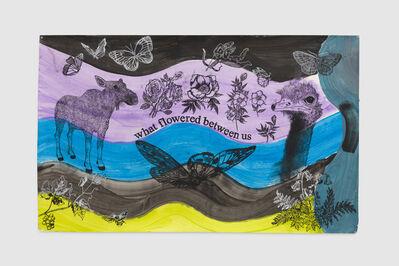 Benjamin Weissman, 'What Flowered Between Us', 2019