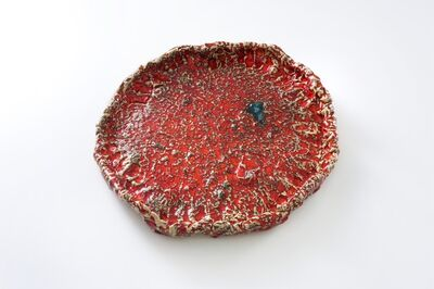 Sterling Ruby, 'ASHTRAY 407', 2016