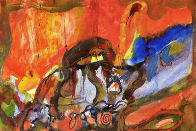 William Scharf, 'Amangasett', 1964