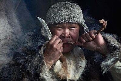 Jimmy Nelson, 'I 104 - Vladilen Kavri, Arctic Tundra near Uelkal, Chukotka, Russia', 2012