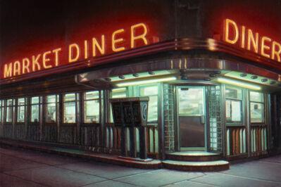 Robert Gniewek, 'Market Diner', 2017