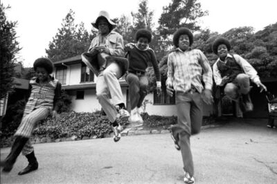 Julian Wasser, 'The Jackson Five, 1971', 1971