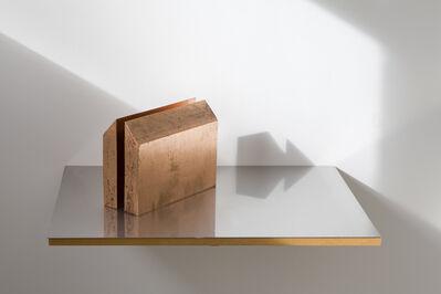 Stephen Bambury, 'Copper house (Siena) ', 1997