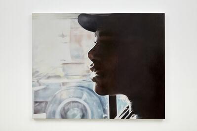 Judith Eisler, 'Serena (Car Interior)', 2020
