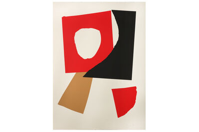 John McLean, 'Abstract forms from the Mountjoy Suite'