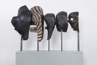 Michael Fliri, 'The void sticks on us', 2014