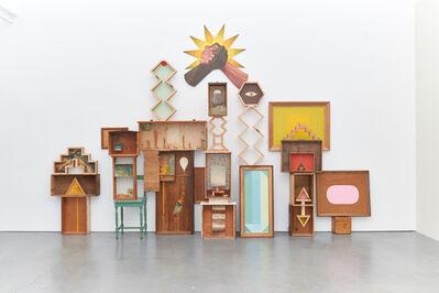 Alison Pebworth, 'Cabinet Installation', 2018