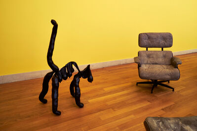 Sarah Lucas, 'I SCREAM DADDIO (Installation view)', 2015