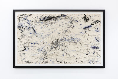 Peter Matthews, '11 Hours In And With The Pacific Ocean (Mexico)', 2018