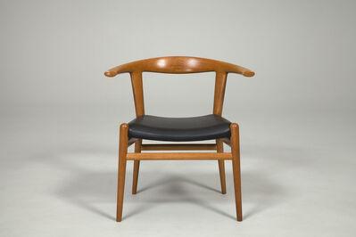 Hans Jørgensen Wegner, 'Rare 'Bullhorn' Chair, Model no. JH 518', ca. 1961