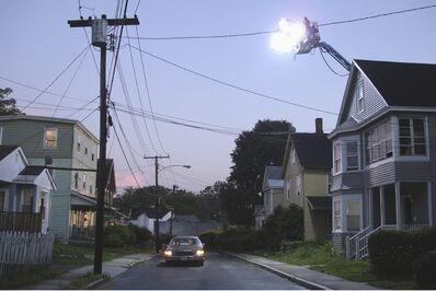 Gregory Crewdson, 'Production Still Untitled (Worthington Street #1)', 2006