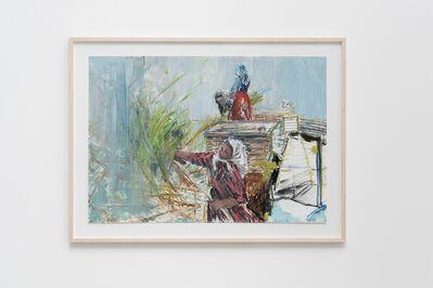 Sabine Moritz, 'Arbeit II (Work II)', 2015