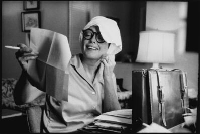 Eve Arnold, 'Actress Joan Crawford. Los Angeles, California. USA. ', 1959