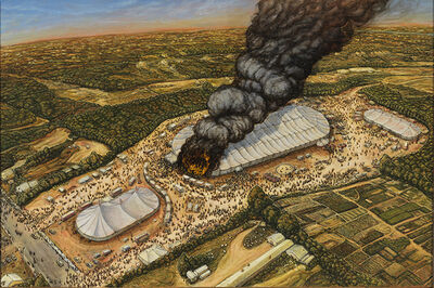 Eric Edward Esper, 'The Ringling Brothers Barnum & Bailey Circus Fire of 1944', 2018